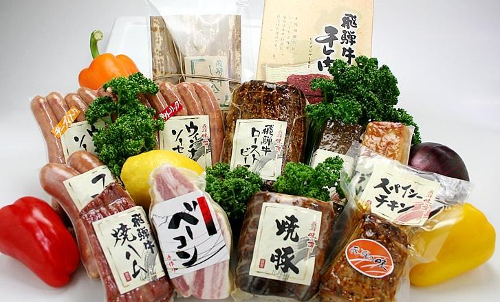 長田食品商品ラインナップ